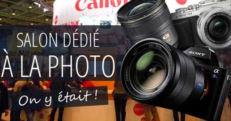 Retour sur le salon de la photographie 2014