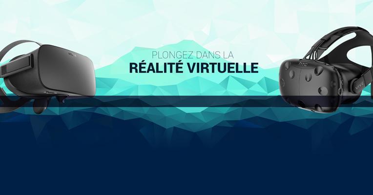 Êtes-vous prêts pour la réalité virtuelle ?