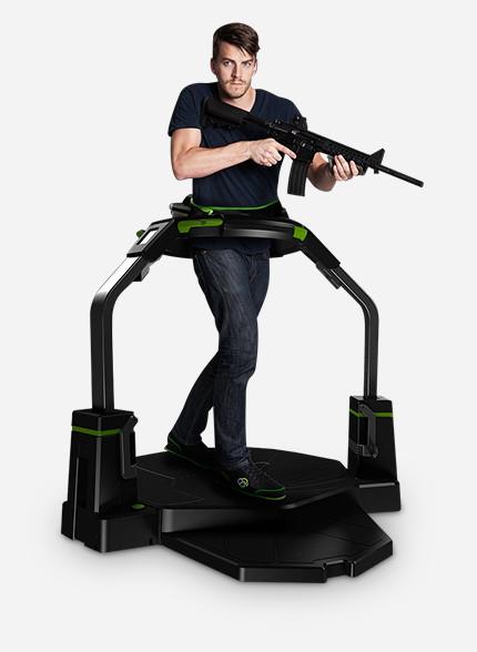 Qu'est-ce qui est au programme de la VR ? Du jeu vidéo bien sûr !