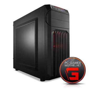 PC gamer Materiel.net Falcon