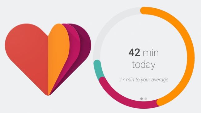 Google Fit, l'équivalent de Santé d'Apple