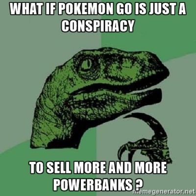 Pokemon conspiracy