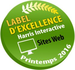 label excellence net observer harris interactive