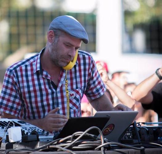 Raymon LAzer au festival interceltique de Lorient