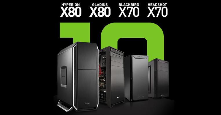 PC Materiel.net équipés en GTX série 10