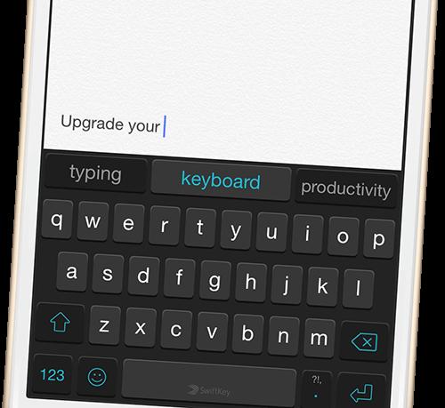 SwiftKey pour iOS