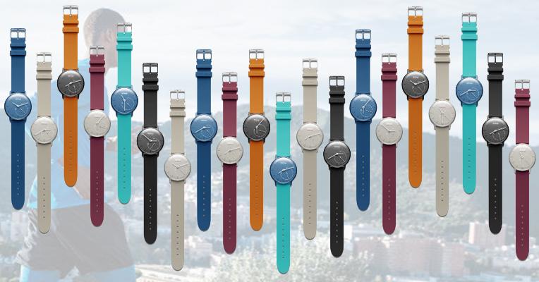 Montres et bracelets connectés
