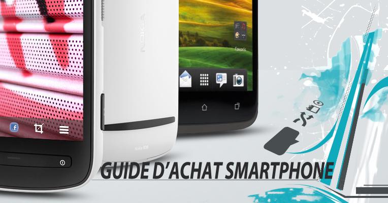 Guide smartphone Materiel.net