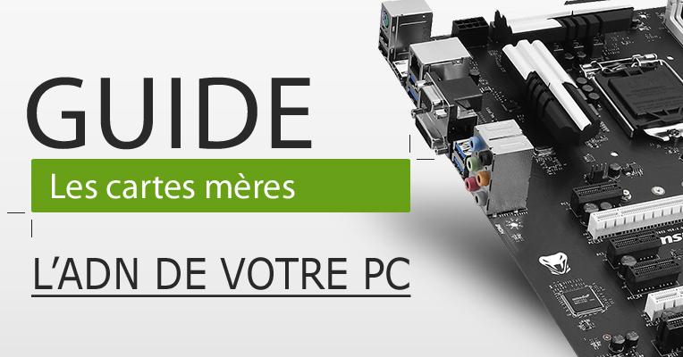 guide cartes mères