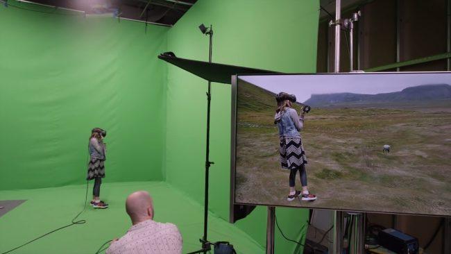 Dispositif de réalité mixte par HTC (