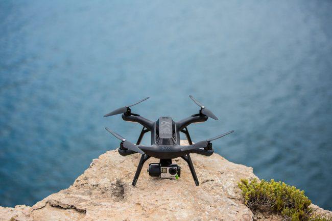 robotics drone 3dr solo