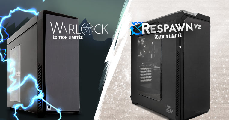 PC Warlock et Respawn