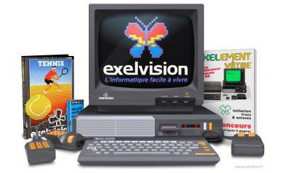L'EXL100 d'Excelvision