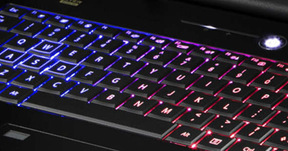clavier pc portable Spartan