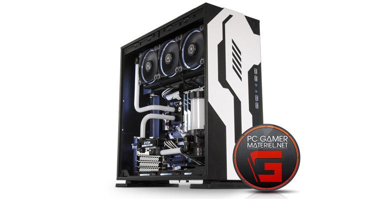 PC gamer Darklight par Watermod