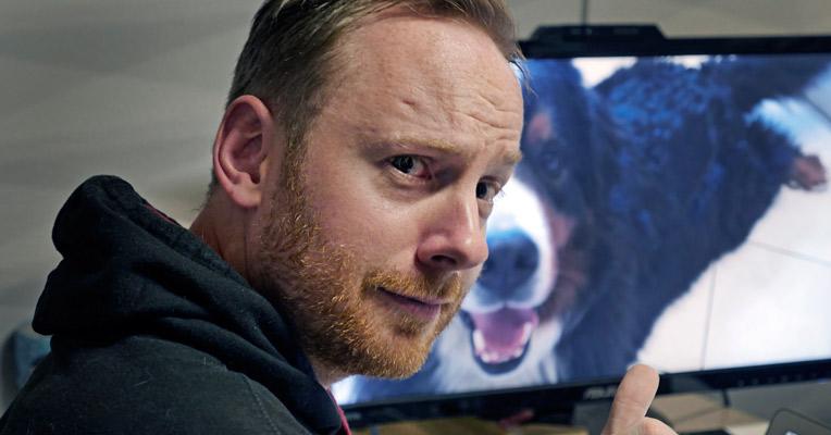 Thomas cusseau, rédacteur en chef de Gamekult