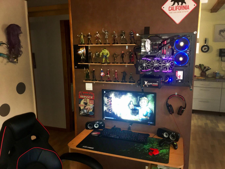 Xbox Gaming Desk