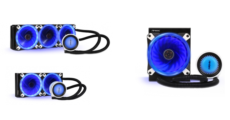 Watercooling AIO Antec Mercury