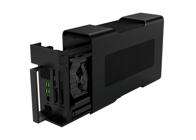 boitier carte graphique externe La carte graphique externe : votre PC portable sous dopant | MatBlog