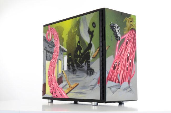 Le PC gamer Stencil par KORSE