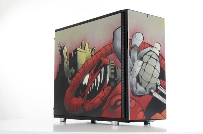 Le PC gamer Stencil par POKIN