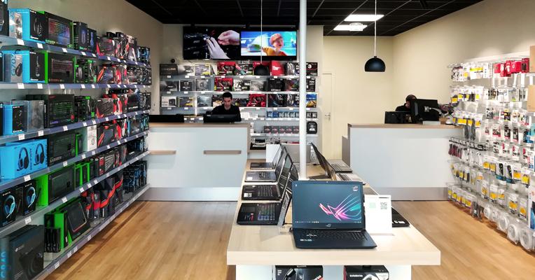 Nouveau magasin : Aix a géré !