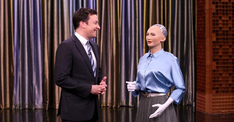 CES 2018 : L'invasion des robots