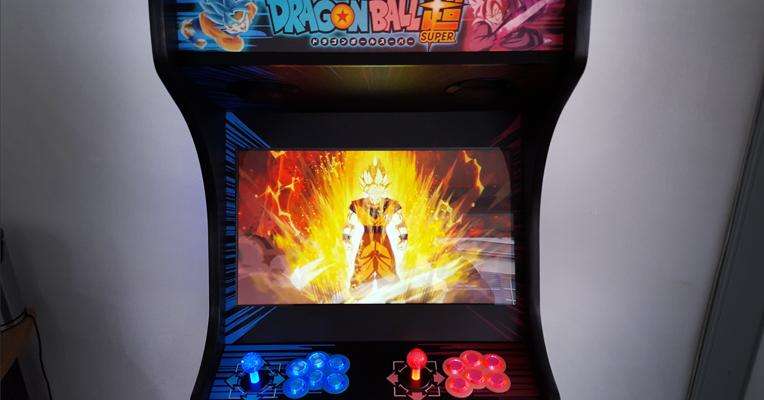 Configsmatnet : la borne Dragon Ball Fighterz de Tonioz