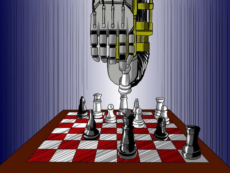 L'IA apprend à jouer le jeu