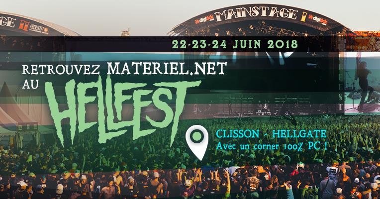 Hellfest 2018 : MateriHell.net vous donne rendez-vous !
