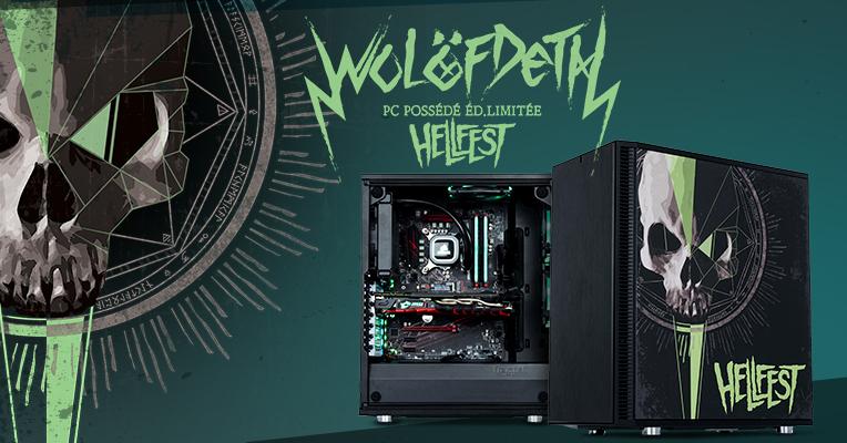 Les nouveautés : PC Hellfest, Oculus Go, Philips Momentum et Asus TUF