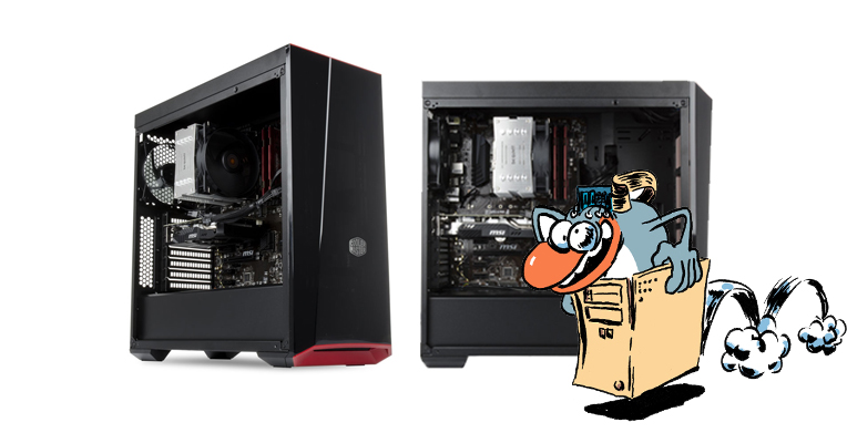 Les nouveautés : Ducky de Canard PC, Barrow et claviers mécaniques