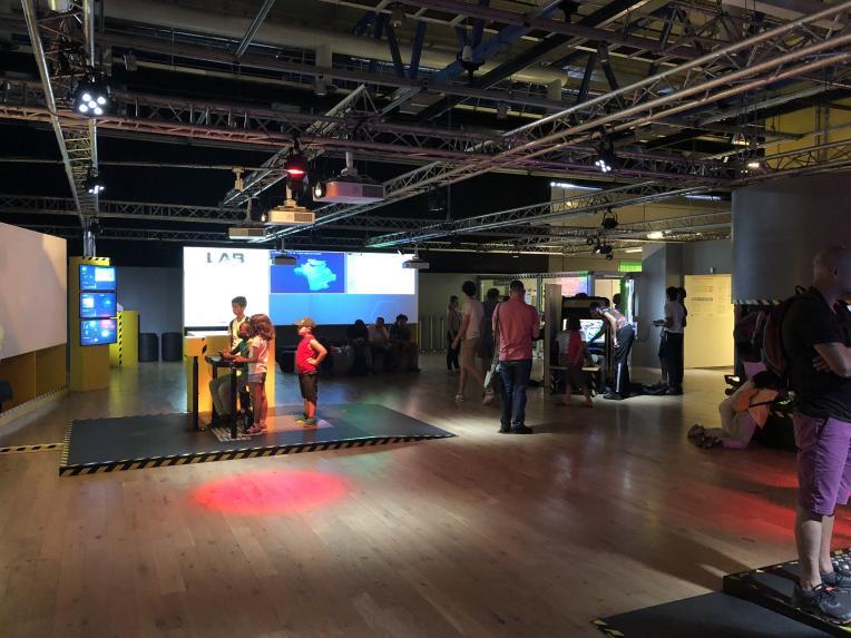 Le e-Lab unit le jeu vidéo et la science