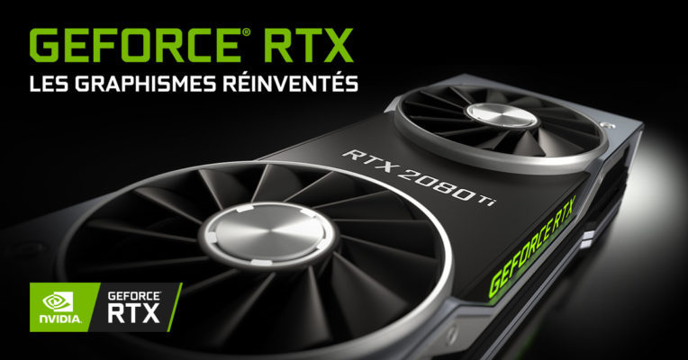 Les nouveautés : NVIDIA RTX, PC Amarok, Fafnir et Valraven