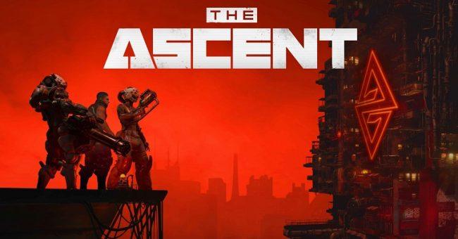 The Ascent : Cyberpunk 2021